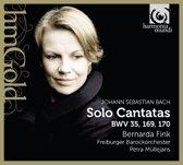 Bach / Solo Cantatas