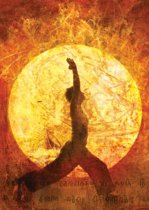 Ansichtkaarten Yoga - 15x10.5 - Karton (10 stuks)