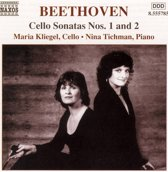 Beethoven:Music For Cello&Pian
