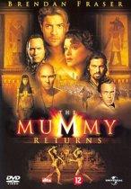 The Mummy Returns (dvd)