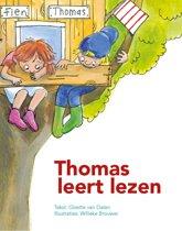 Thomas 6 - Thomas leert lezen