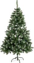 Christmas Gifts Kerstboom Zilverspar met sneeuw -