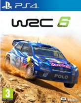 WRC 6 - World Rally Championship - PS4