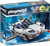 PLAYMOBIL Agent P.'s Super racer  - 9252