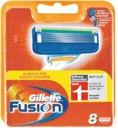 Gillette Fusion 8stuk(s) Mannen scheermesje