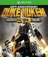 Duke Nukem 3D 20th Anniversary World Tou