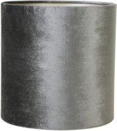 Light & Living ZINC Kap cilinder 25-25-25 cm graphite
