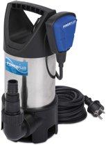 Powerplus POW67915 Dompelpomp vuil water - 900 W - 13000 l/h - Inox tank