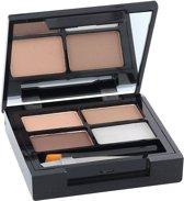 Makeup Revolution Focus & Fix Brow Kit - Brown - Wenkbrauwpoeder