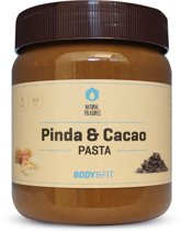 Body & Fit Superfoods Pinda & Cacao Pasta - 500 gram
