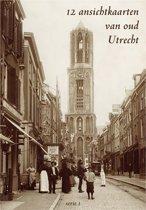 Utrecht - 12 ansichtkaarten van oud Utrecht (serie 1)