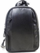 Backpack French nappa zwart