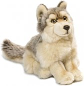 WNF Pluche wolf knuffel 25 cm