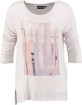 Broadway viscose stretch shirt 3/4 mouw - Maat XS