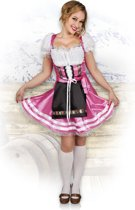Oktoberfest Volwassenenkostuum Helena roze (L)