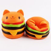 Squishy | Schattige Squishy Squizee | Hamburger | Alternatief Squishies van Mostcutest