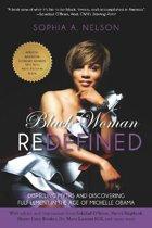 Boekomslag van 'Black Woman Redefined'