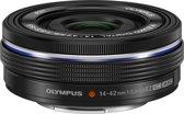 Samen Geven; Olympus M ZUIKO Digital - Lens - ED 14-42 mm - F3.5 - 5.6 EZ - Zwart
