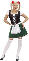 """Beierse jurk voor dames - Verkleedkleding - Large"""