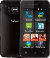 Profoon PMA-1000 Smartphone Android - Zwart