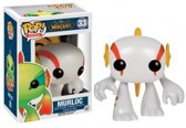 World of Warcraft POP! Vinyl Figuur White Murloc 9 cm