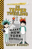 De Tepper-tweeling 2 - De Tepper-tweeling maakt New York onveilig
