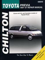 Toyota Previa (91 - 97)