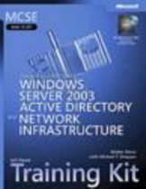 Designing a Microsoft (R) Windows Server 2003 Active Directory (R) and Network Infrastructure