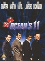 Ocean's 11 (1960) (dvd)
