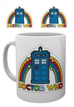 Doctor Who Rainbow