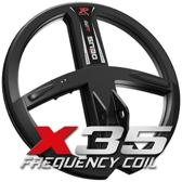 XP X35 zoekschijf 22 cm voor Deus en ORX metaaldetector