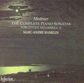 Medtner: The Complete Piano Sonatas, Forgotten Mel