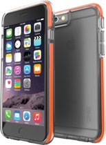 GEAR4 Black IceBox Shock Case - Apple iPhone 6 Plus/6s Plus Hoesje - Transparant
