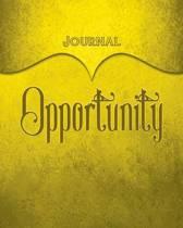 Opportunity Journal