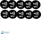NFC Tags Zwart voor iOS en Android