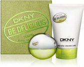 DKNY Be Delicious Set DKNY BE DELICIOUS WOMEN EDP 50 ML+BODY LOTION 100 ML