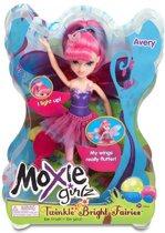 Moxie Girlz Twinkle Bright Fairies Avery pop