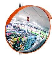 relaxdays veiligheidsspiegel - observatiespiegel - spiegel voor veiligheid - convexe