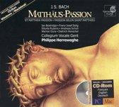 Bach: Matthaus Passion BWV 244 (3cd)