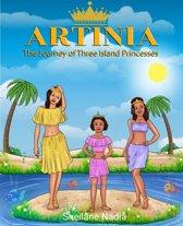 Artinia: The Journey of Three Island Princesses