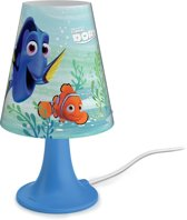 Philips 717959016 - Disney - Finding Dory - LED tafellamp