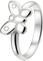 Tomylo - Zilveren kinderring vlinder - 1019915