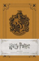Harry Potter notitieboek Hufflepuff - Large - Gelinieerd