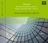 Mozart: Piano Concertos Nos.24