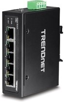 Trendnet TI-G50 Gigabit Ethernet (10/100/1000) netwerk-switch