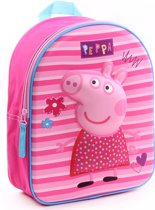 PEPPA PIG Pretty Little Things 3D Rugzak Rugtas School Tas 2-5 Jaar