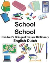 English-Dutch School/School Children's Bilingual Picture Dictionary