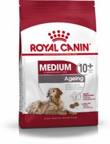 Royal Canin Medium Ageing 10+ - Hondenvoer - 15 kg