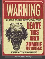 Zombie Outbreak Composition Book