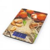 MARTA MT-1633 keukenweegschaal/8KG/sweet tangerine